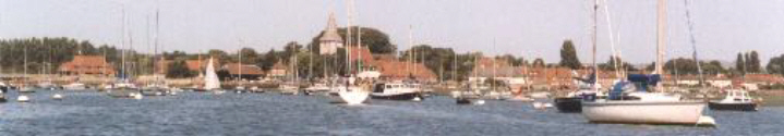 Bed and breakfast bosham west sussex 01243 573695 for Maritime motors fairfield connecticut